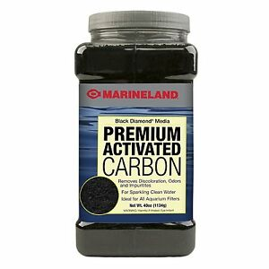 Marineland Black Diamond Premium Activated Carbon 40 oz (1134g)