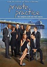Private Practice Complete Sixth Seaso 0786936831047 DVD Region 1