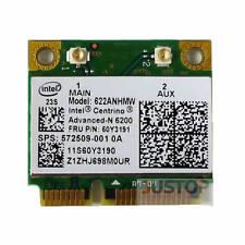 Intel Advanced-N 6200 Mini Card for Lenovo Thinpad X200 X200S X201 X201I X201S