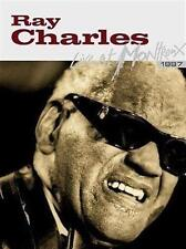 RAY CHARLES Live At Montreux 1997 DVD NEW
