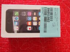 Apple iPhone 5s - 16GB - Space Gray (Verizon) A1533 (CDMA + GSM) prepaid SEALED