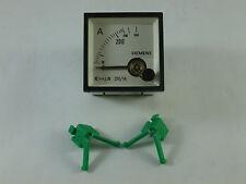 Siemens EC48 250/1A Amperemeter analog Einbaumessgerät NEU OVP