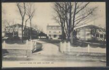 Postcard SALISBURY Maryland/MD  Parson's Home for the Aged view 1930's