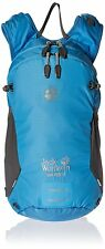 Jack Wolfskin Ham Rock 12L Rucksack Backpack Ocean Blue NEW