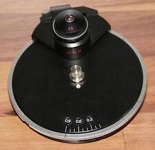 Zeiss Mikroskop Microscope DIC Kondensor mit 0,9 Frontlinse