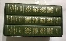 The Mediterranean and the Mediterranean World; Folio Society 3 vol. set + case