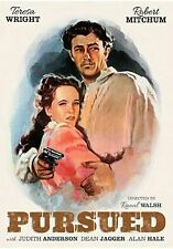 PURSUED (Harry Carey, Jr.) - DVD - Region 1