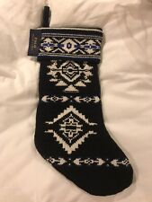 Ralph Lauren Christmas Stocking