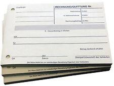 20 Stück Quittungsblock Quittung 2x40 Blatt Selbstdurchschreibend (22403)