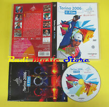 DVD film TORINO 2006 Il film XX GIOCHI OLIMPICI INVERNALI gazzetta sport no (D2)