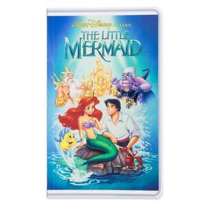 Disney World The Little Mermaid vhs Art Journal, NEW