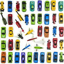 Prextex 50 Pc Die Cast Toy Cars Party Favors Easter Eggs Filler Or Cake Toppers