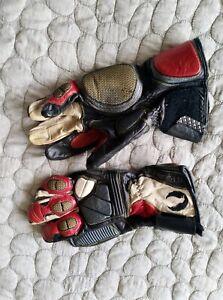 Belstaff Motorcycle Gloves Size Large