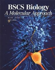 BSCS Biology, Student Edition: A Molecular Approach (ELC: BSCS BIOLOGY) McGraw-