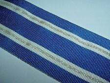 MEDAL RIBBON-GOOD QUALITY NATO AFGHANISTAN 'ISAF' RIBBON