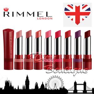 Rimmel London The Only 1 Matte Lipstick Long Lasting