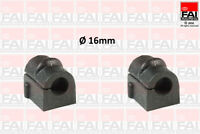 Anti Roll Bar Bush Kit Front To Fit Saab 9-5 (Ys3e) 2.0 T (B205e) 09/97-12/09