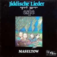 Espe - Jiddische Lieder - יידישע לידער - Maseltow (LP) Vinyl Schallplatte 157348