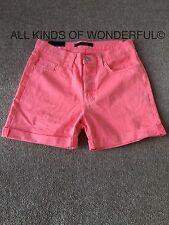 J Brand Kennedy Low Cuffed Short  Choice of Flamingo or Eternity RRP£160   BNWT