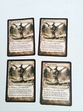 Magic the gathering Card. Zoetic Cavern. Playset. 4 cards Future Sight