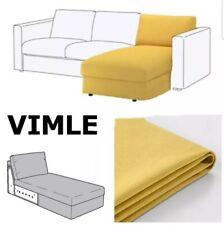 IKEA VIMLE Slipcover Cover for Chaise Lounge Orrsta Golden Yellow 403.511.14