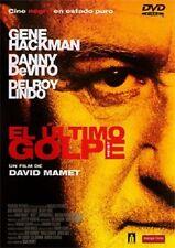 PELICULA DVD EL ULTIMO GOLPE PRECINTADA