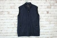 Musto Performance Navy Gilet size S/10