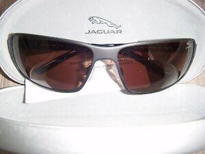 JAGUAR CARS HERITAGE SUNGLASSES C D E F TYPE XJR MENRAD LENSES 100% UV CLASS 1