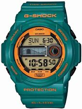 Casio G-Shock, GLX-150B-3ER, Green, Tide/Moon Graph, World Time, Stopwatch/Timer