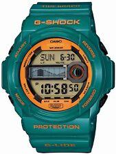 Casio G-SHOCK, GLX-150B-3ER, verde, TIDE/MOON grafico, ORA MONDIALE, cronometro/Timer