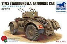 BRONCO ZB48002 1/48 T17E2 Staghound A.A Armoured Car