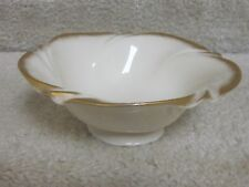 Vintage Lenox bowl- excellent condition,gold trim,small,6 inches across