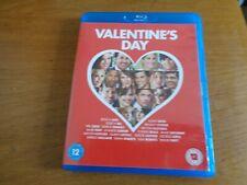 Valentine's Day Blu-Ray (2010) Anne Hathaway, Marshall (DIR) cert 12,free p+p