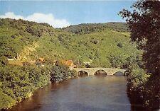 BR22391 Valle dde La Sioule le Pont romain de Menat france