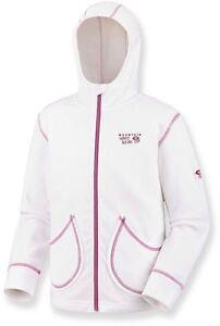 Mountain Hardwear Girls Youth Microchill Fleece Jacket coat S-L NEW $55