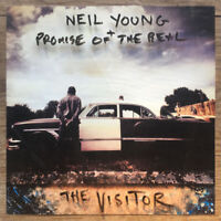 Neil Young + Promise Of The Real - The Visitor (NEW VINYL LP)