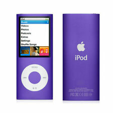 Apple iPod Nano 4th Generation Purple (16GB)