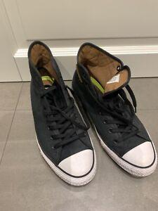 Converse All Star Chucks Lunarlon Fußbett high schwarz/braun Limited Gr 46