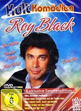 DVD-BOX - Kult Komödien Roy Black - 5 Filme - Hilfe, ich liebe Zwillinge u.a.