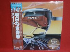 THE SWEET Off The Record + 1 Japan Mini LP SHM CD 1977 5th Fever of Love