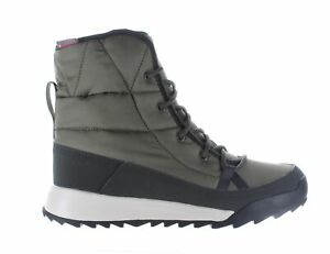 Adidas Womens Terrex Choleah Padded Cp Green Hiking Boots Size 5 (1631362)
