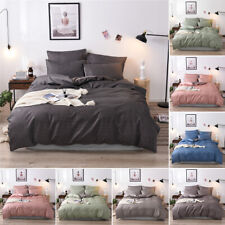 Printed Duvet Cover Set Soft Bedding Set Comforter Cover Bed Sheet