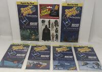1980 THE EMPIRE STRIKES BACK Sticker/Transfer LOT - 7 SEALED Packs VTG STAR WARS