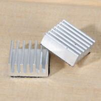 30pcs/set Aluminum Heatsink Cooler Adhesive for Cooling Power Raspberry Board
