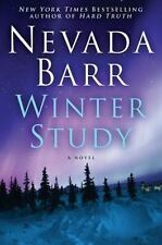 Winter Study by Nevada Barr (2008, Hardcover). Free shipping