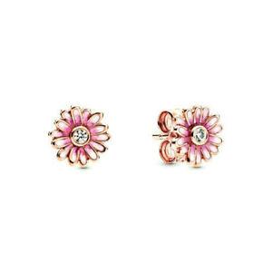 Stainless Steel Steel Earrings Blue Daisy Daisy Earrings Flower Earrings Turquoise Earrings Large Hoop Earrings Coin Earrings