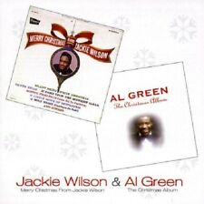 Jackie Wilson Merry Christmas From/Al Green The Christmas Album CD NEW 1998