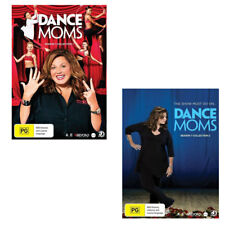 Dance Moms Season 7 Collection 1 & 2 DVD R4 New Abbey Lee Miller