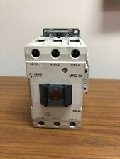 Cerus Magnetic Contactor, MRC-65L, AC120V.  Used.