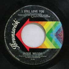 Hear! Northern Soul 45 Jackie Wilson - I Still Love You / Hum De Dum De Do On Br